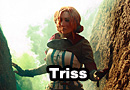 Triss Merigold from The Witcher 2 Cosplay