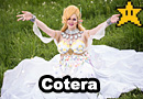 Cotera from The Legend of Zelda: Breath of the Wild Cosplay