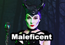 Maleficent Pinup Cosplay