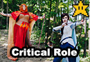 Critical Role Vox Machina Group Cosplay