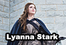 Lyanna Stark from Game of Thrones Original Cosplay
