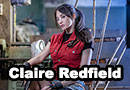Claire Redfield from Resident Evil Cosplay