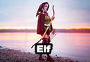 Elf from Dragon