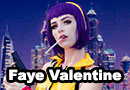 Faye Valentine from Cowboy Bebop Cosplay