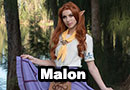 Malon from The Legend of Zelda Cosplay