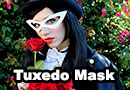 Tuxedo Mask from Sailor Moon Cosplay