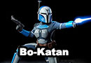 Bo-Katan from Star Wars: The Clone Wars Cosplay