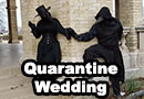 Quarantine Wedding Photoshoot