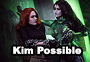 Kim Possible & Shego Cosplay