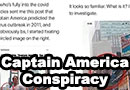 Debunking the Captain America Coronavirus Conspiracy
