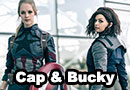 Captain America & Bucky Cosplay