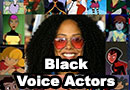 Black Cartoon Voice Actors