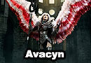 Avacyn, the Purifier from Magic The Gathering Cosplay