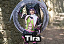 Tira from Soulcalibur IV Cosplay