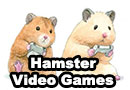Hamsters Playing Video Games Art