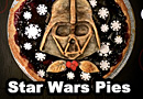 Star Wars Christmas Pies