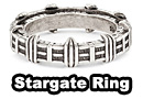 Stargate Spinner Ring