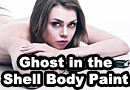 Ghost in the Shell Body Paint