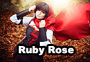Ruby Rose from RWBY Cosplay