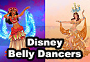 Disney Belly Dancers