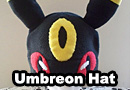 Umbreon Pokemon Hats