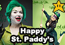 Happy St. Patricks Day from Geek Girls