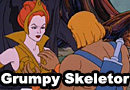 Grumpy Skeletor