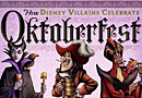 How Disney Villains Celebrate Oktoberfest