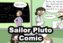 Sailor Pluto Comic