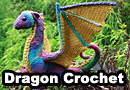 Crocheted Dragons