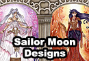 Sailor Moon Original Designs