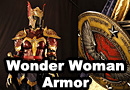 Medieval Wonder Woman Armor