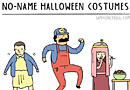 No-Name Halloween Costumes