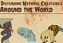 45 Scary Mythical Creatures from Around the World