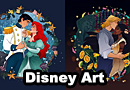 Magical Moments Disney Fan Art