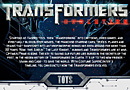 Evolution of the Transformers Infographic
