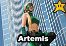 Artemis from Young Justice Cosplay