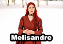 Melisandre from Game of Thrones Cosplay