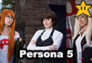 Persona 5 Group Photoshoot