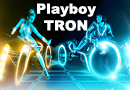 Playboy Tron Video and Photoshoot