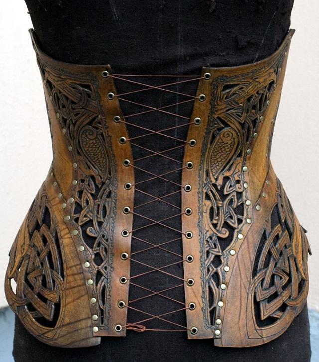 Beautiful Armor Corsets
