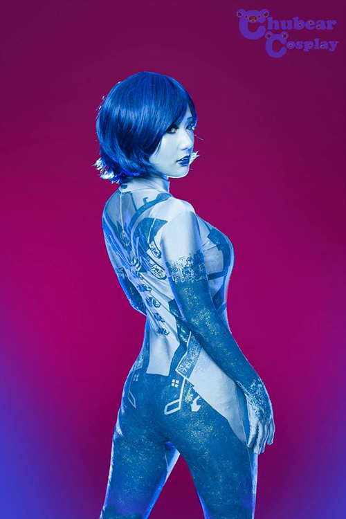 Remarkable idea hot cortana cosplay agree with