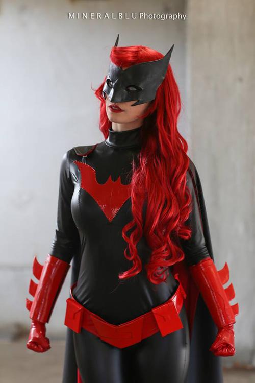 Batwoman Cosplay