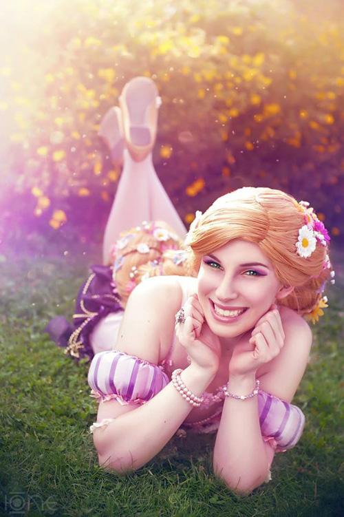 Burlesque Rapunzel�Cosplay