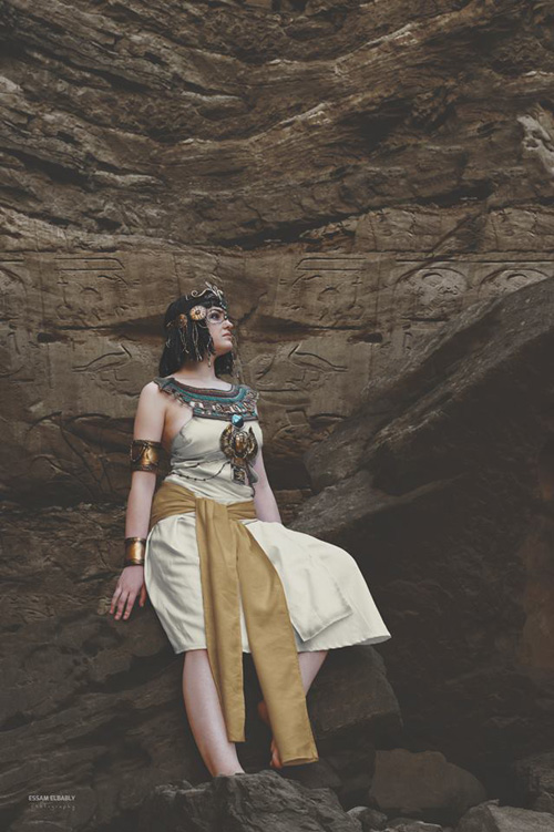 Cleopatra from Assassins Creed Origins Cosplay