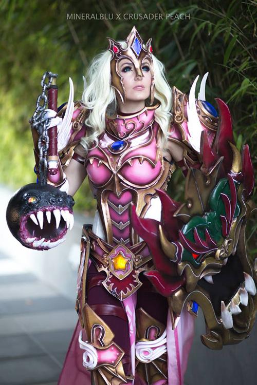 Diablo x Nintendo Mashup Cosplay