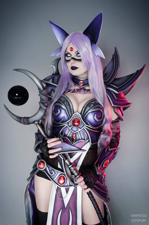 Armored Espeon Pokemon Cosplay