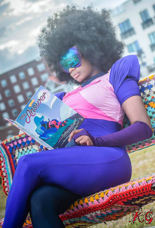 Garnet from Steven Universe Cosplay