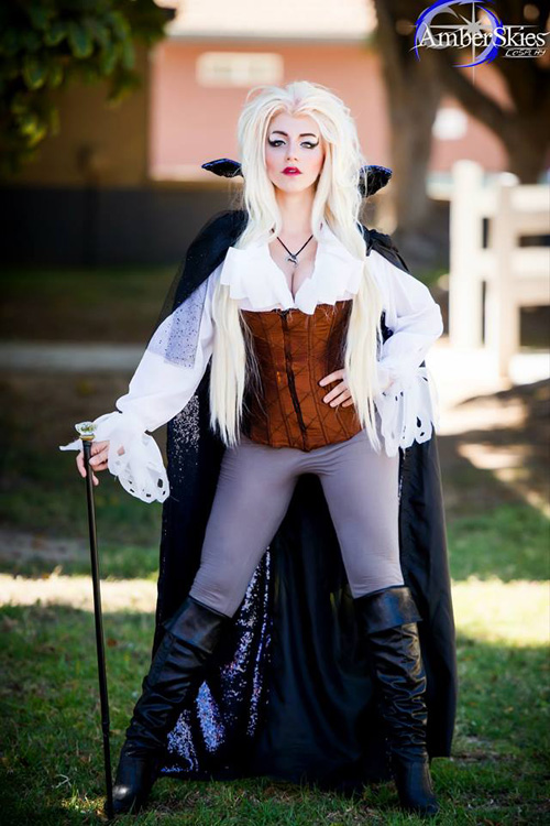 Jareth the Goblin Queen from Labyrinth Cosplay