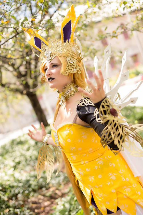 Gijinka Jolteon Pokemon Cosplay